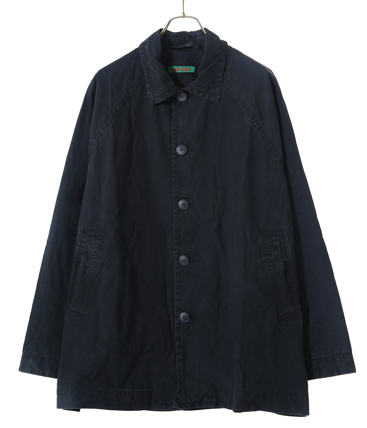OLIVER COURT COAT-HWAX