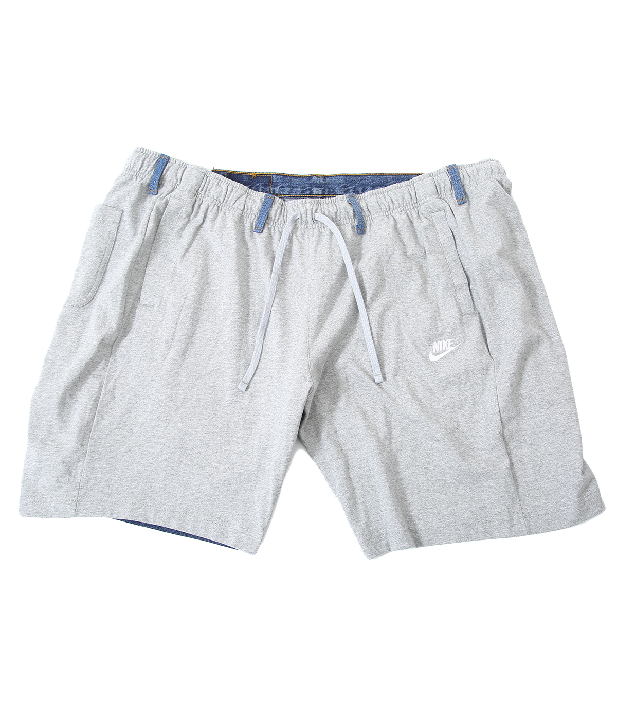 Over jogging shorts