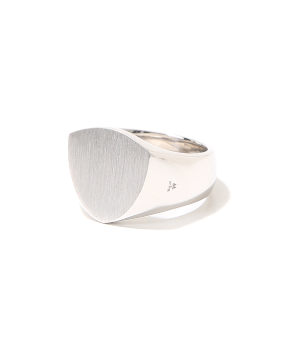 Shield Satin Ring M