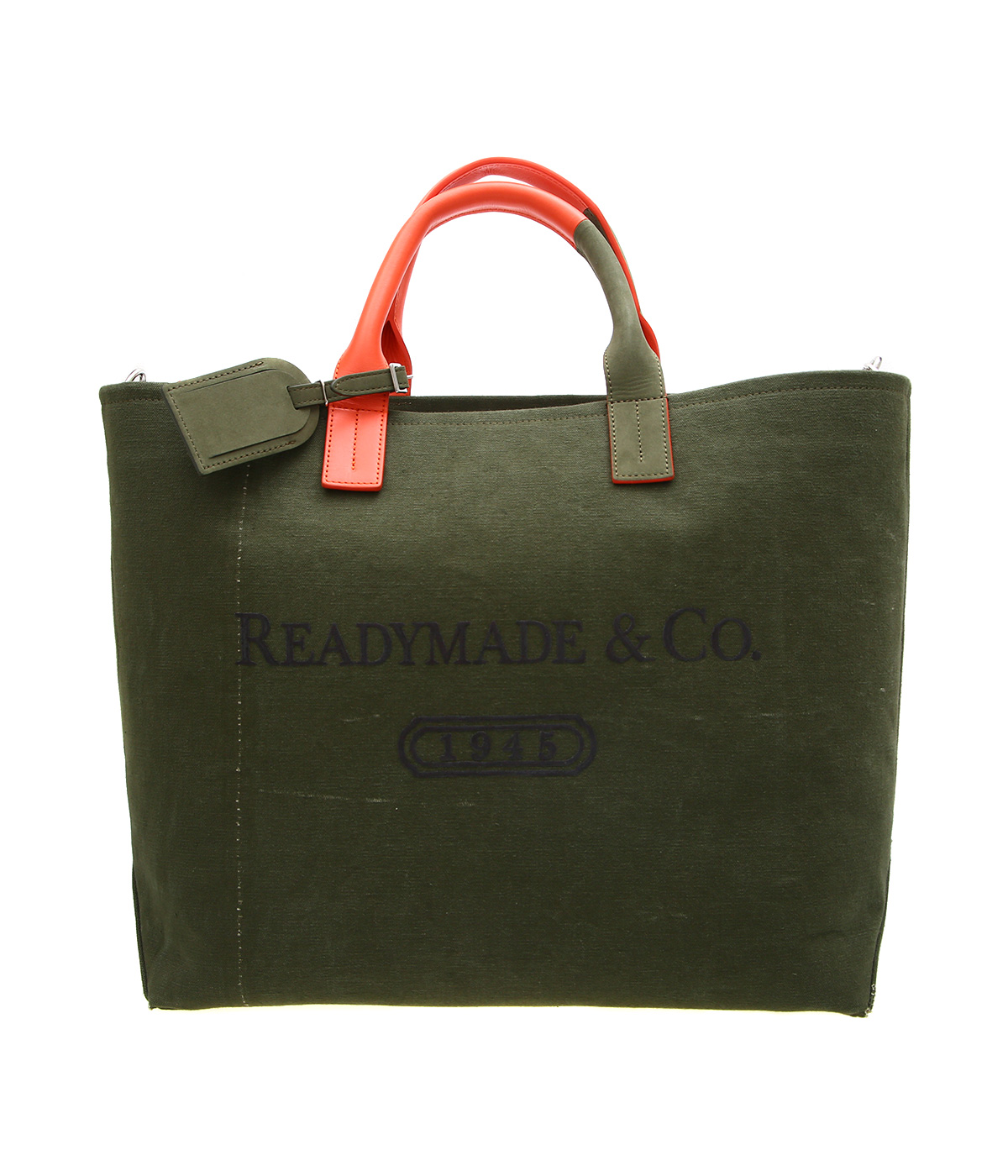 WEEKEND BAG -KHAKI