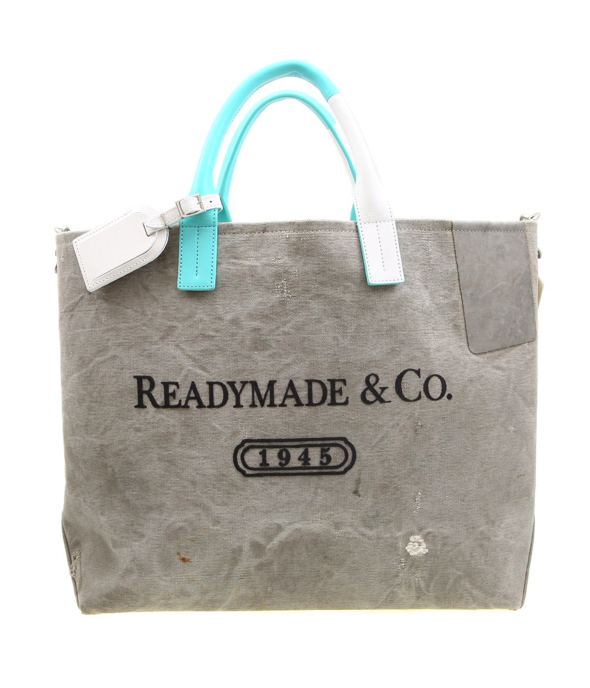 WEEKEND BAG -WHITE-