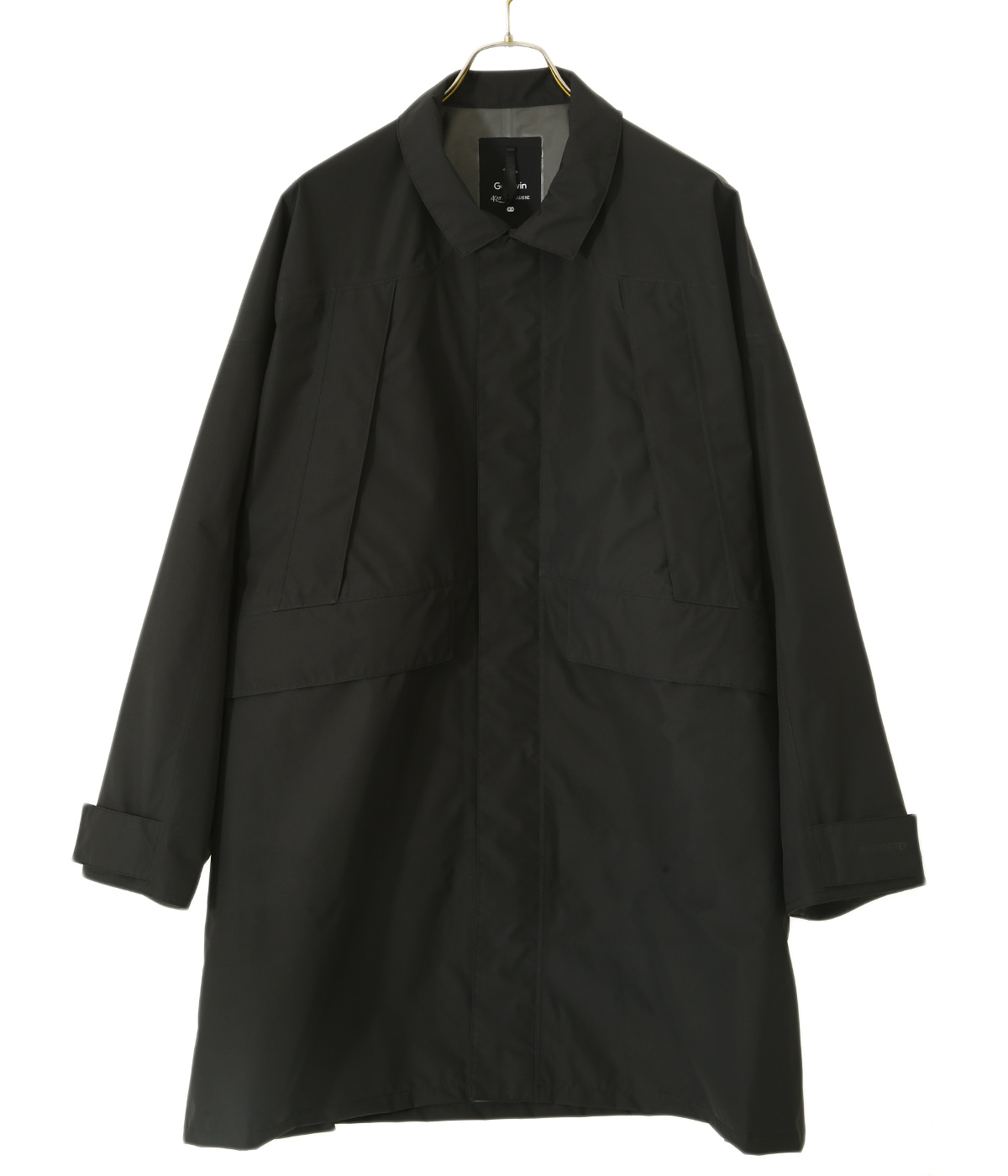 Gore-Tex Stand Collar Field Coat