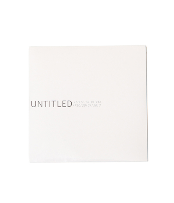 UNTITLED - SELECTED BY XXX