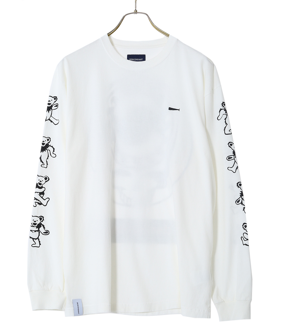 VORTEX CREW NECK LS