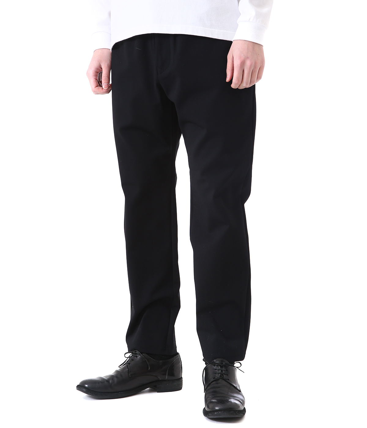 "BLEECKER TP TROUSERS ""Plain"""
