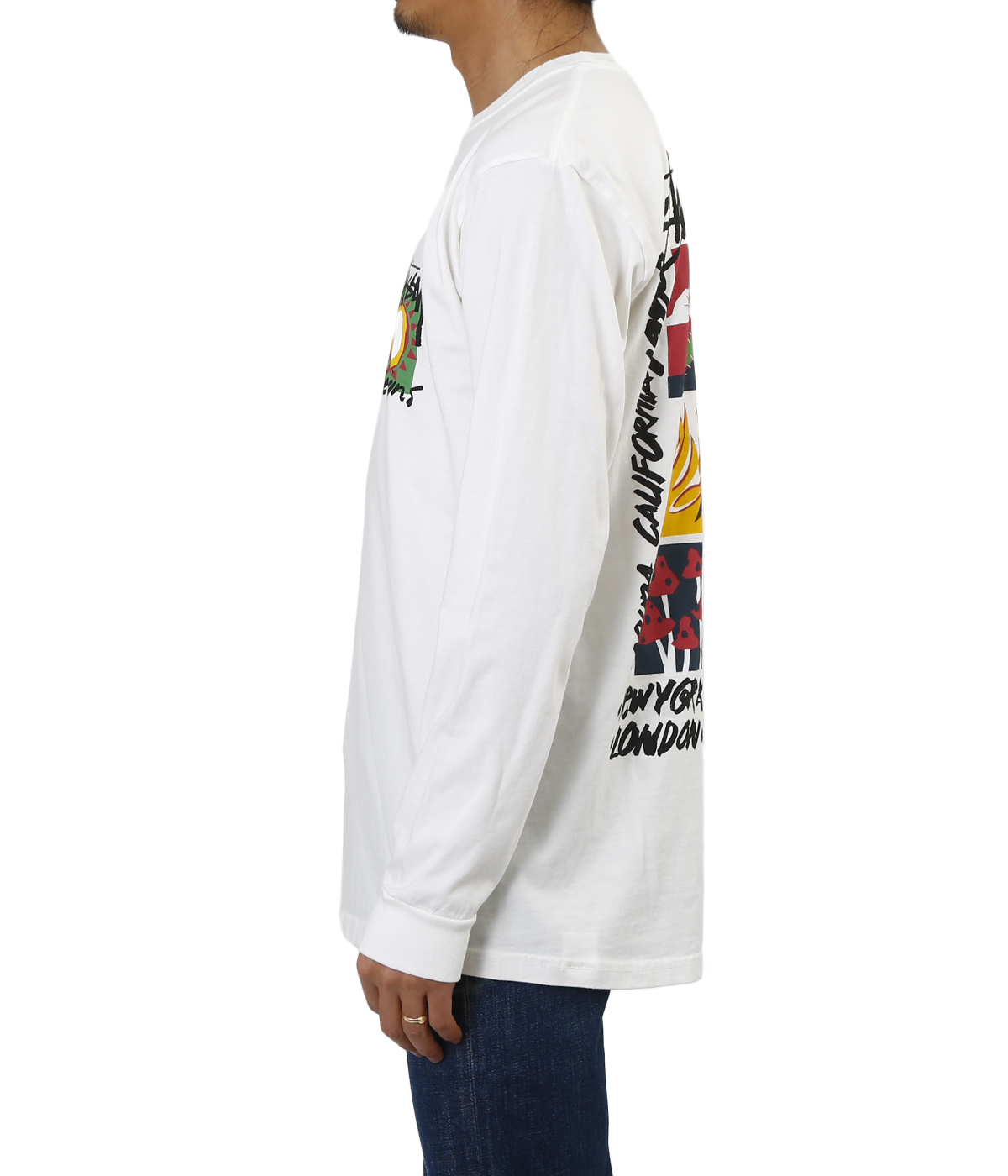 High Desert Pig Dyed LS Tee