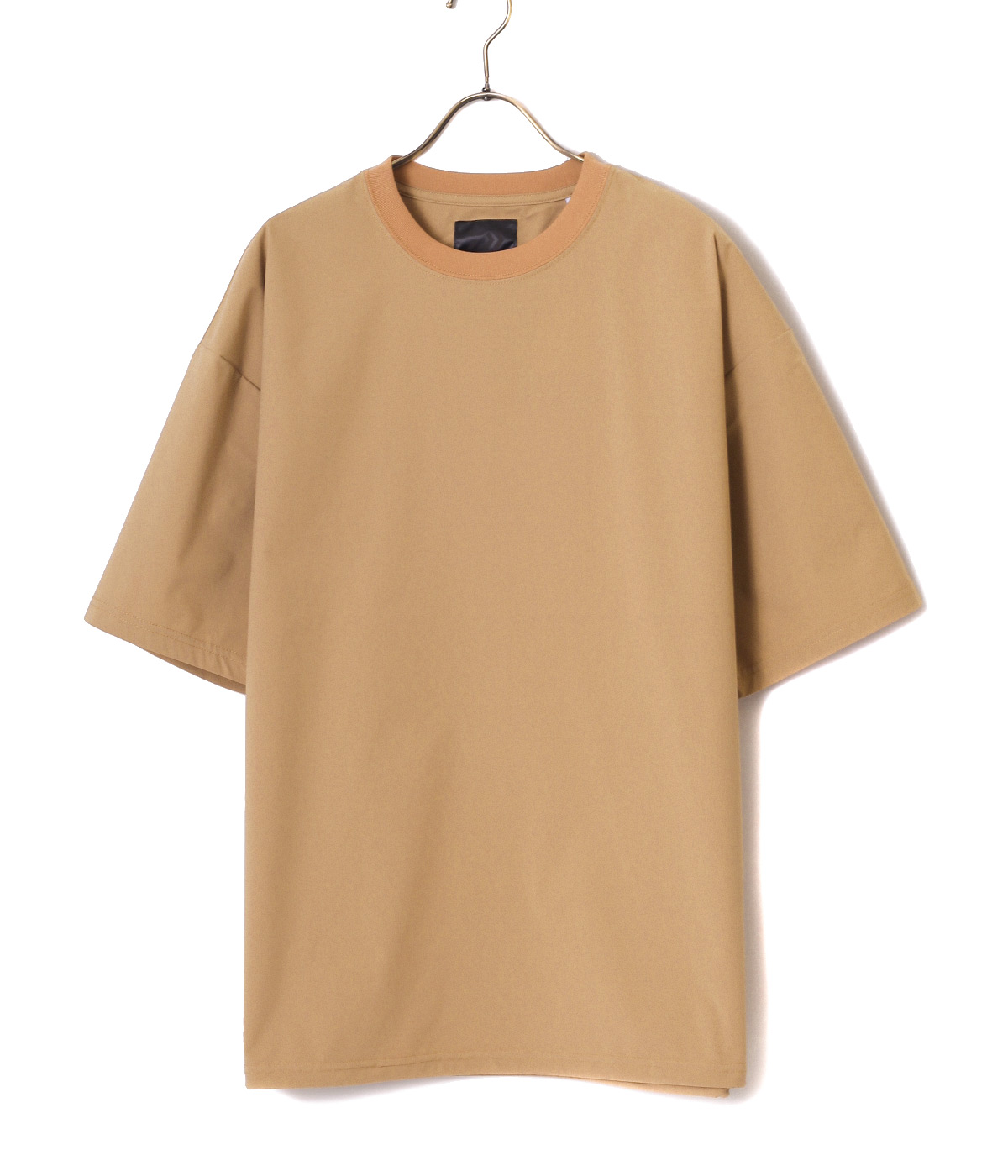 S/S Loose Tech Crew Neck Tee