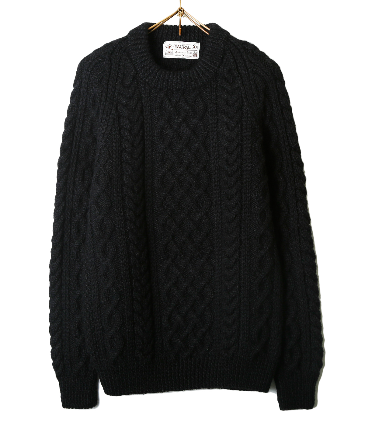 Crewneck Sweater (SIZE ; 40.42) ブラック