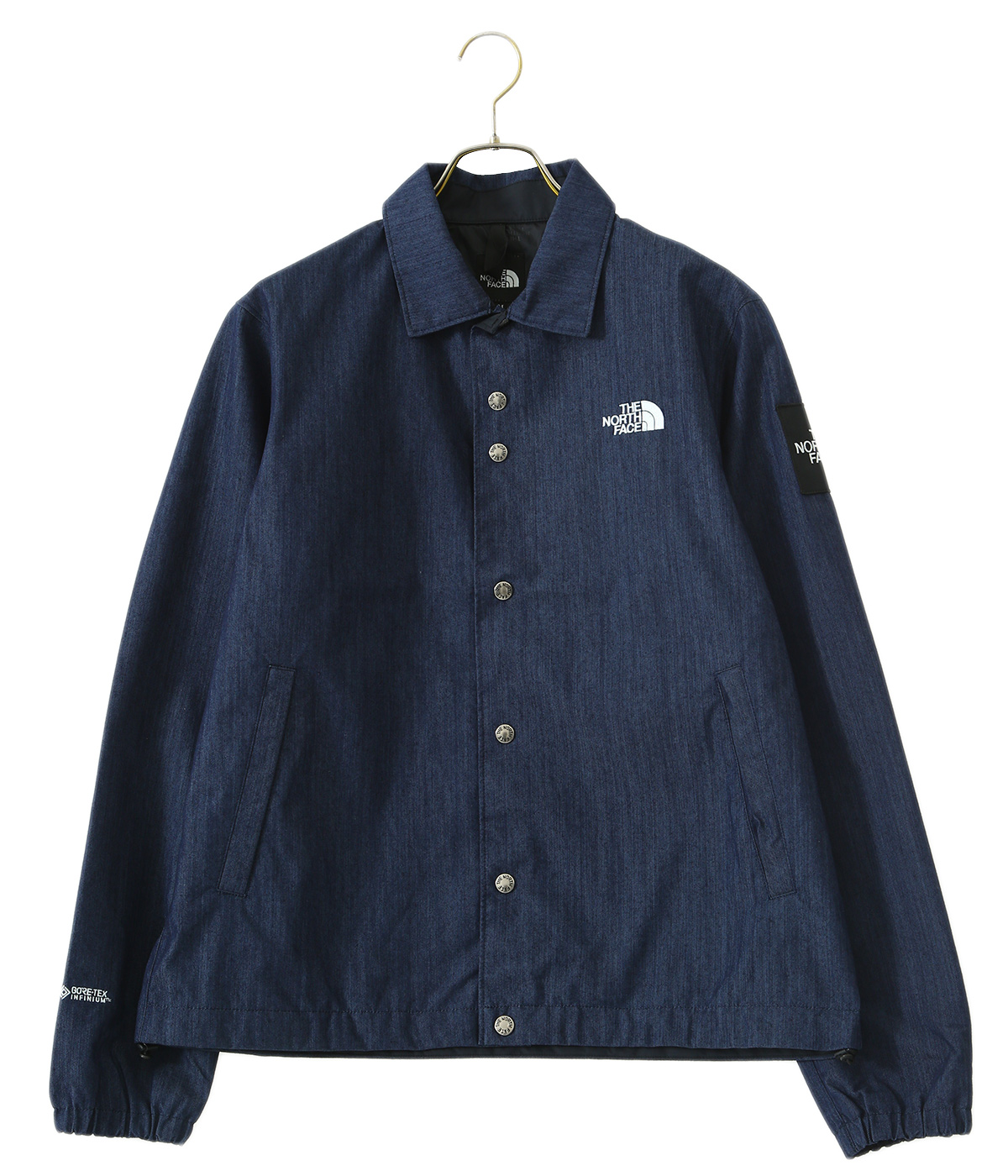 GTX Denim Coach Jacket