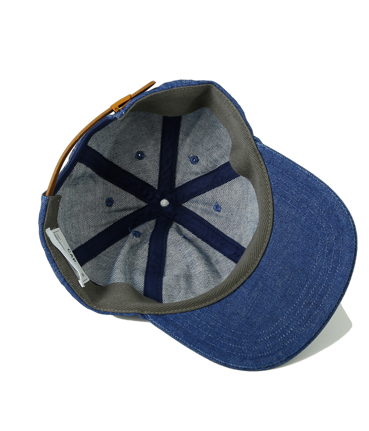 DENIM CAP
