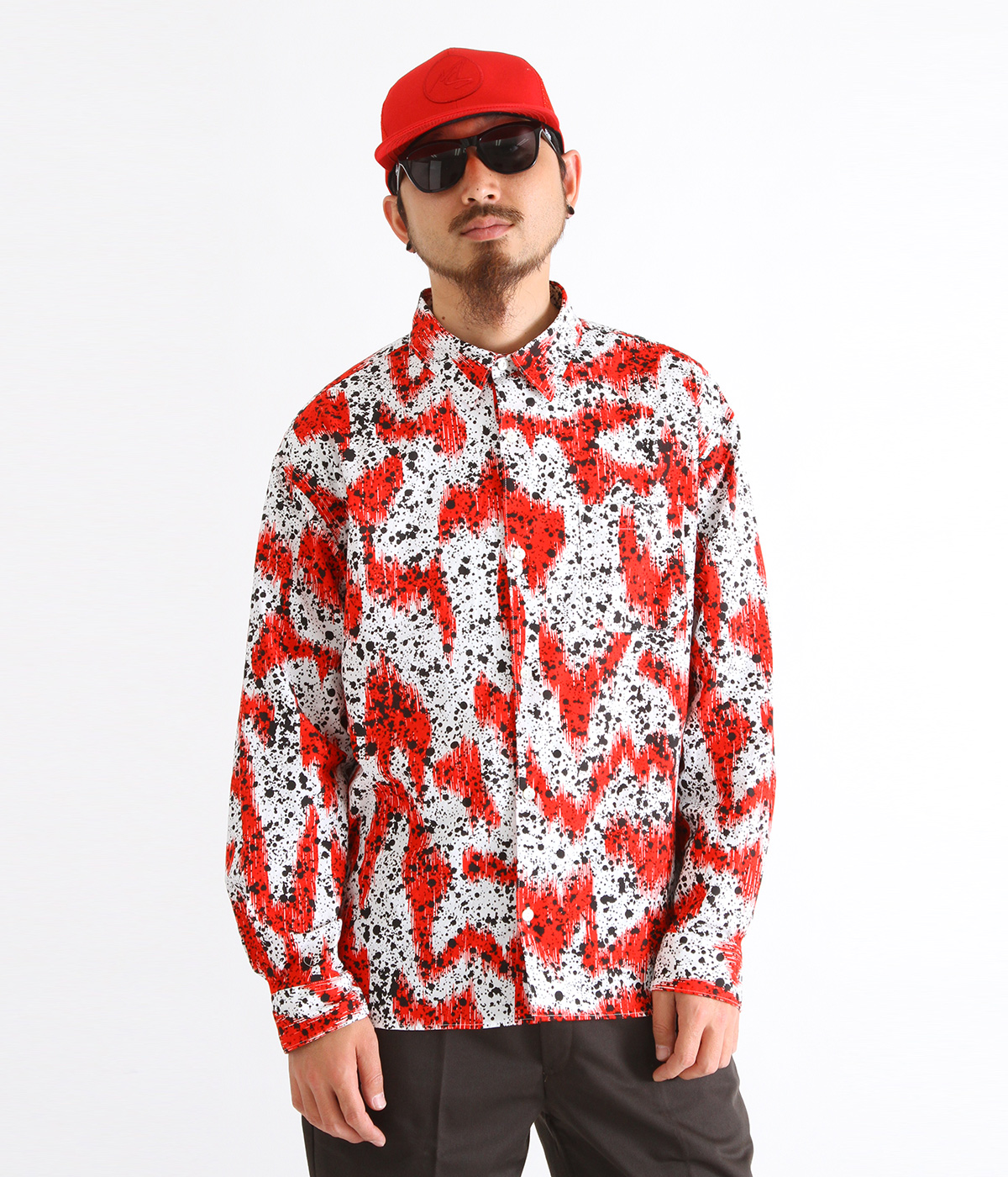 SPLASH SHIRT L