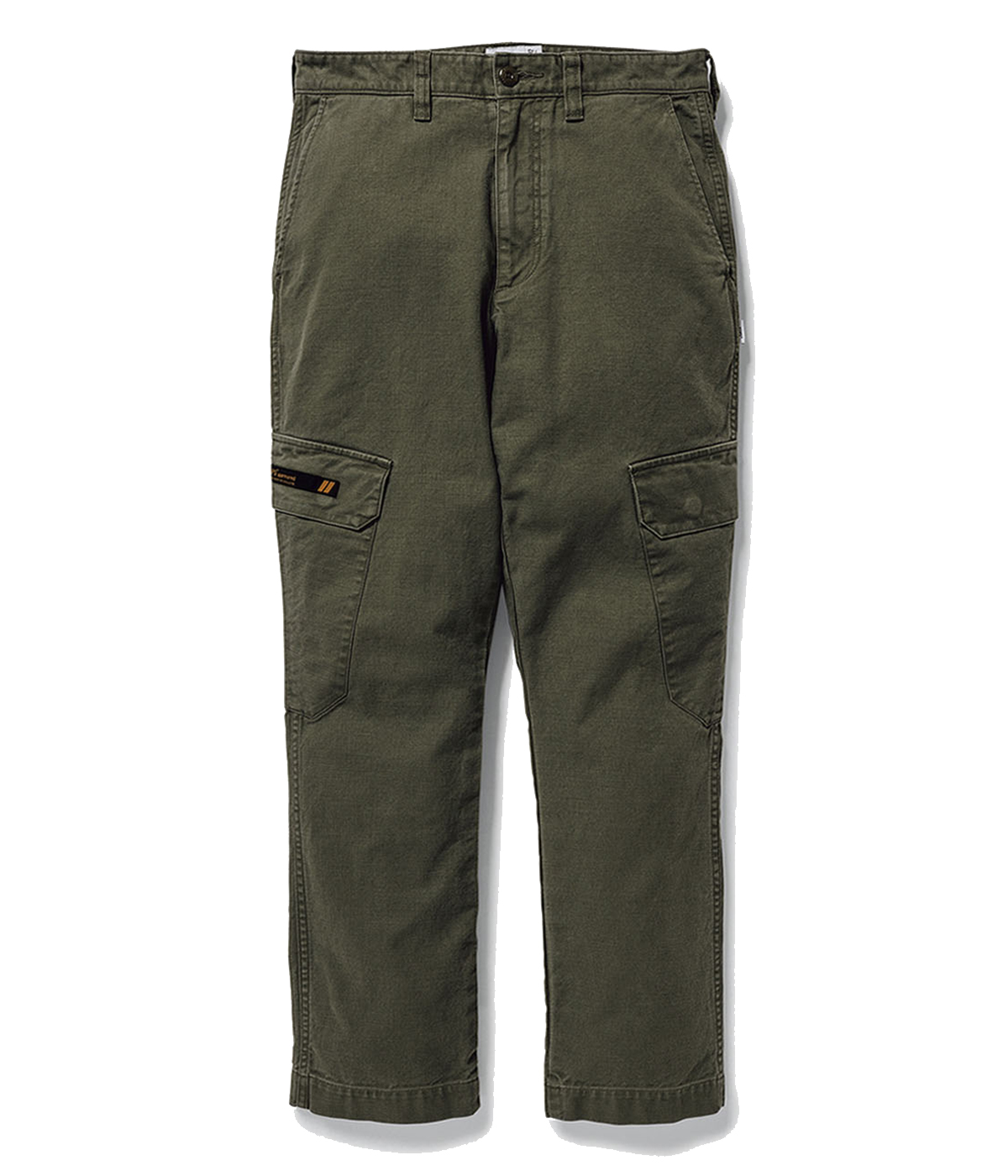 JUNGLE SKINNY / TROUSERS. COTTON. SERGE