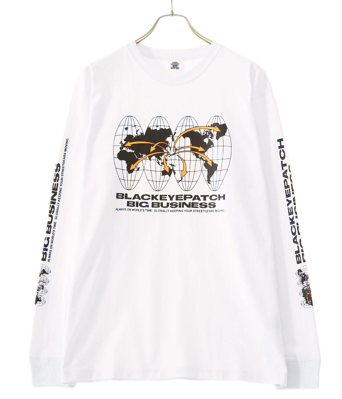 BIG BUSINESS L/S TEE