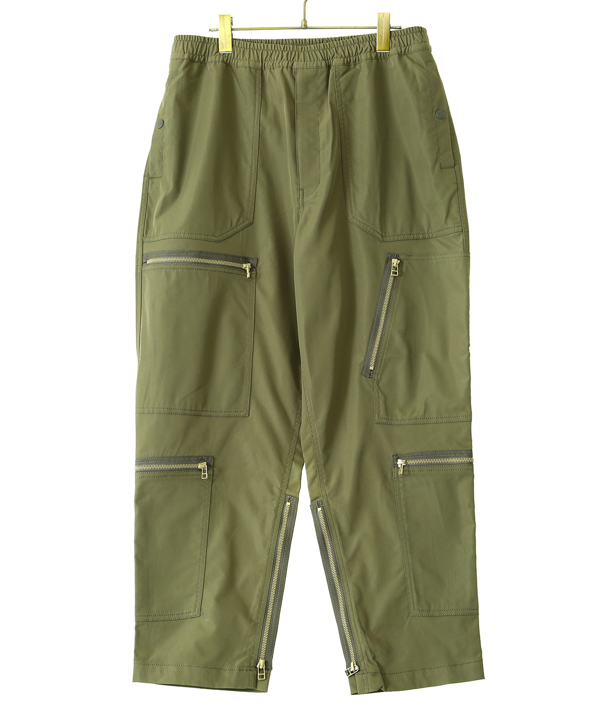 TECH PARACHUTE PANTS