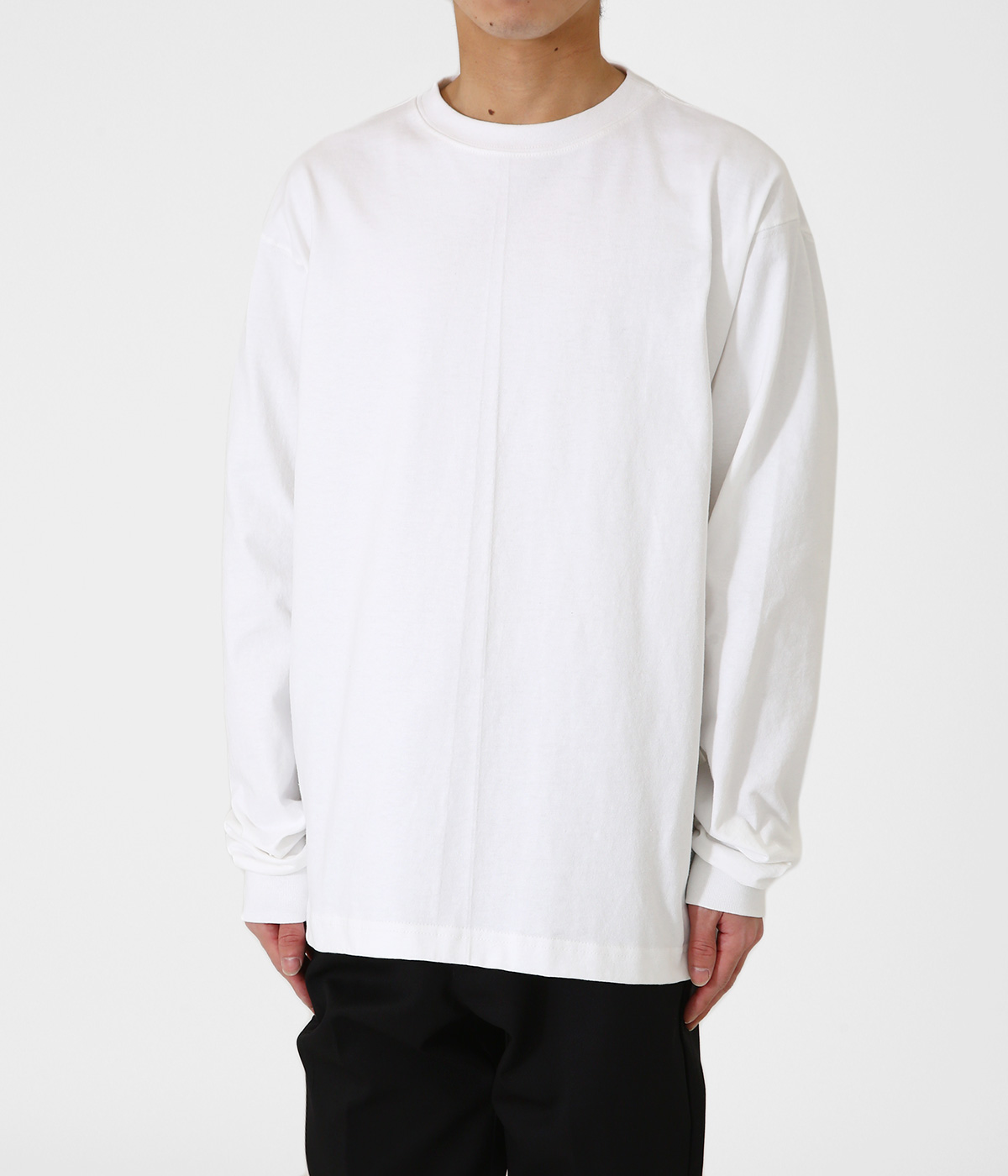 8oz MAX WEIGHT L/S T-SHIRT