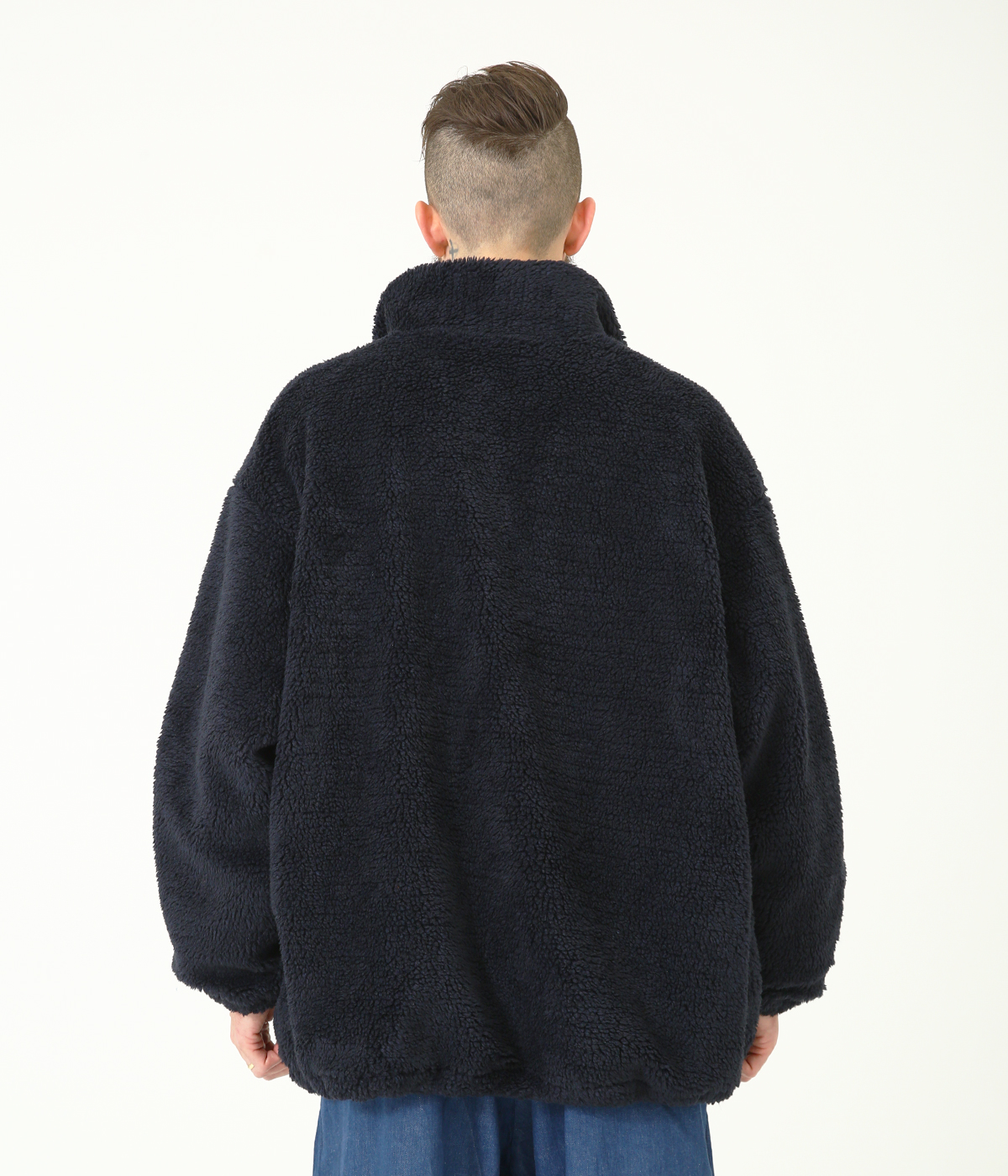 BOA FLEECE TRACK JACKET