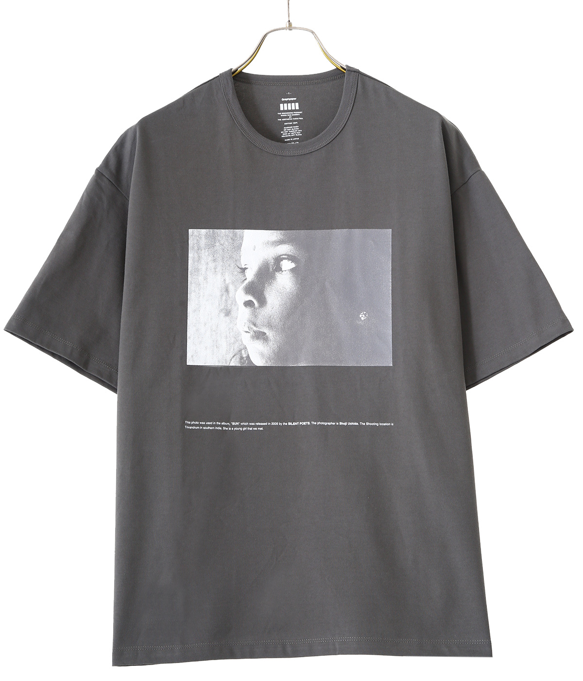 "Poet Meets Dubwise for GP Jersey S/S Tee ""SUN"""