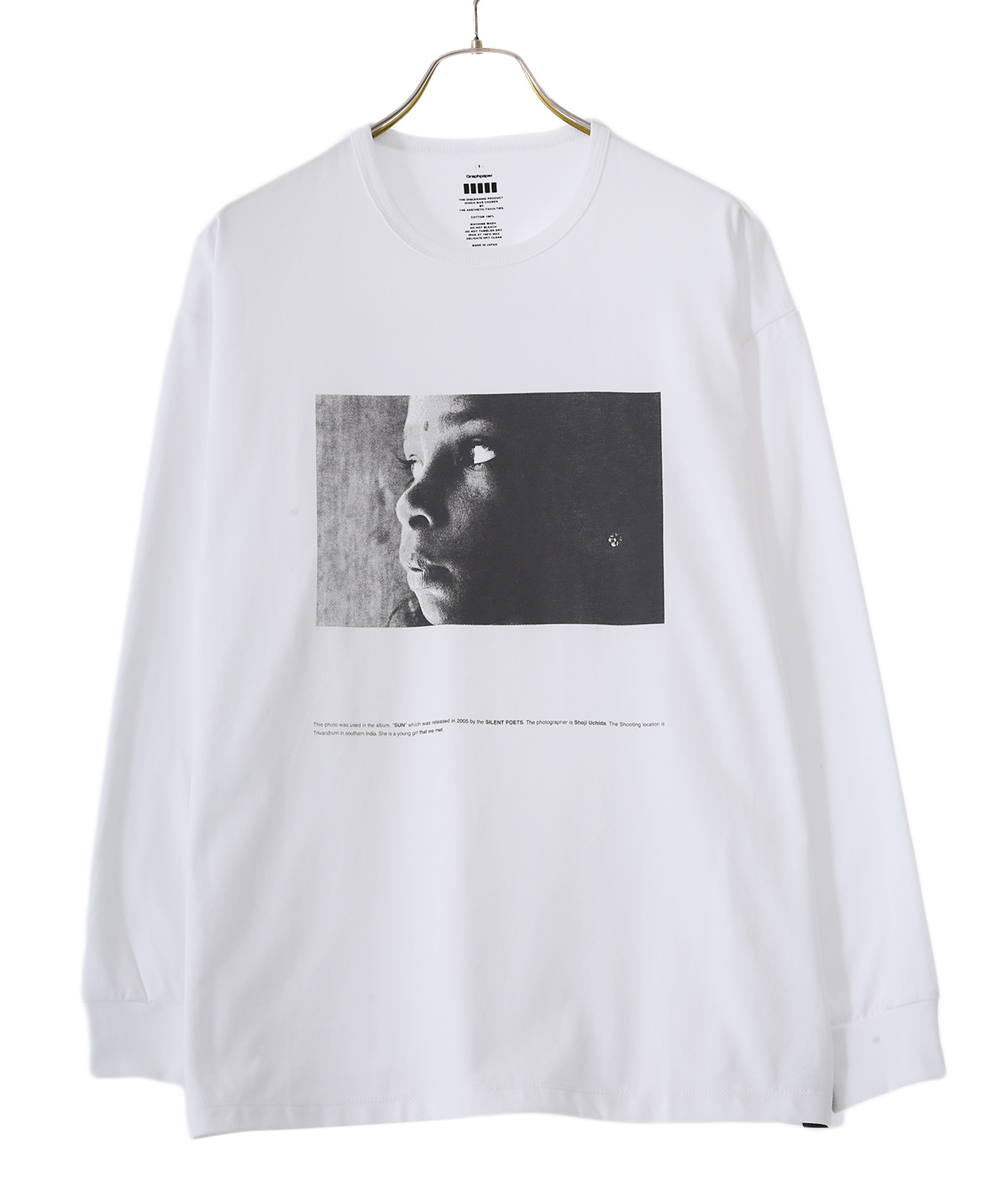 "Poet Meets Dubwise for GP Jersey L/S Tee ""SUN"""