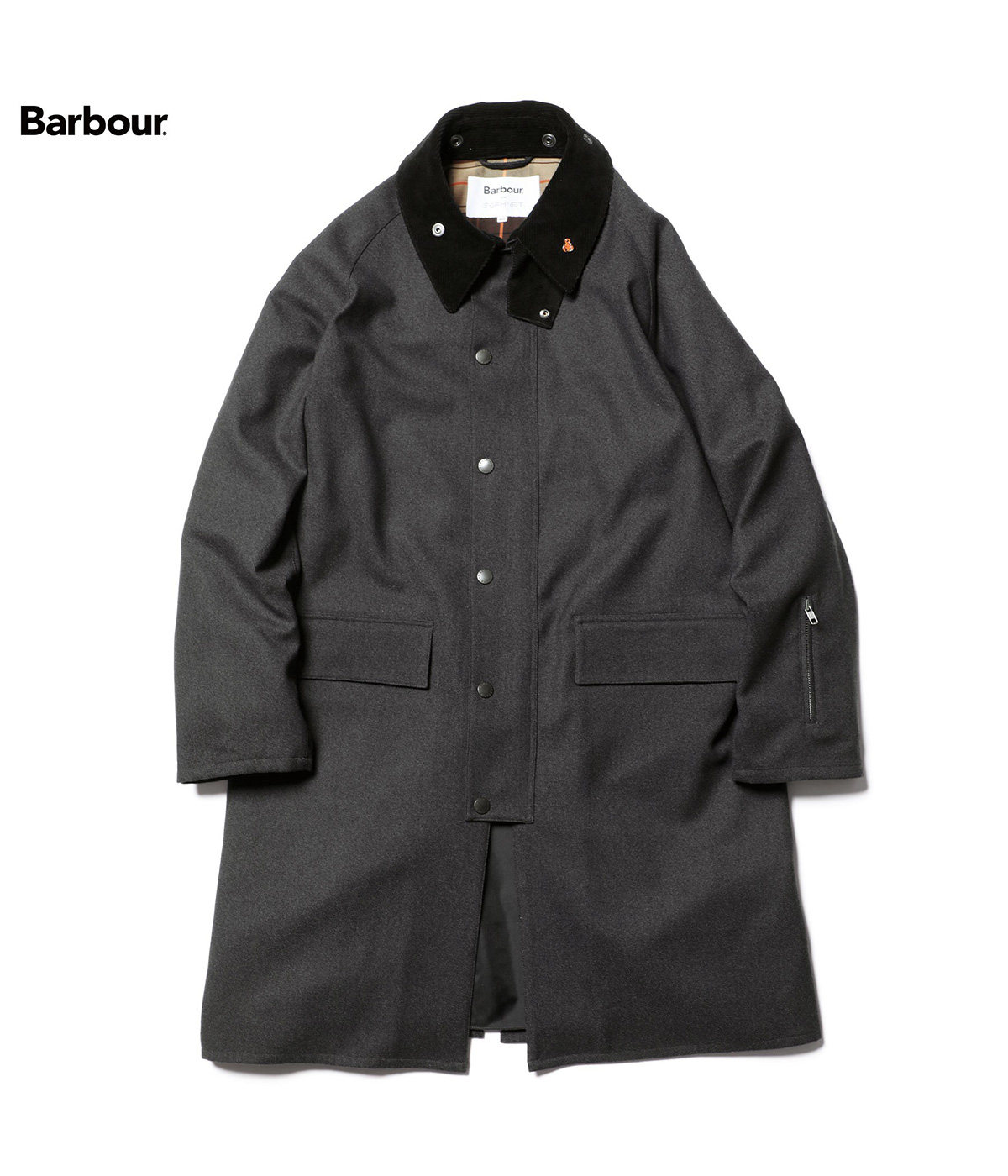 Barbour NEW BURGHLEY JACKET