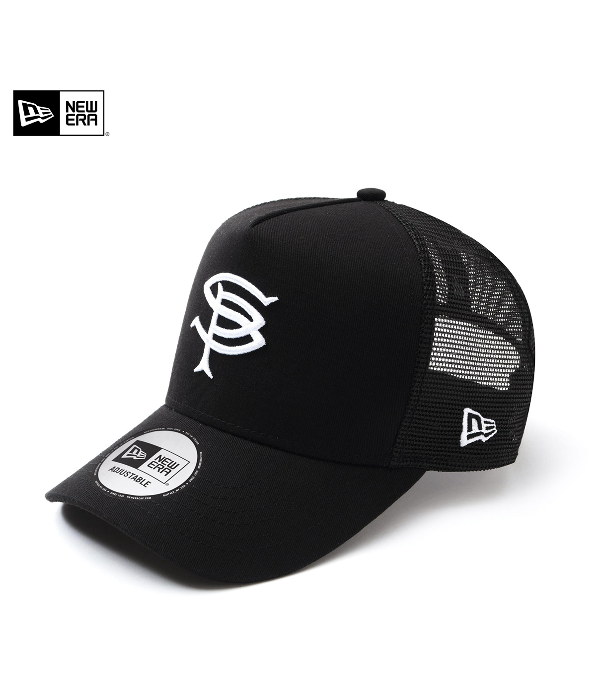 NEW ERA SP LOGO MESH CAP