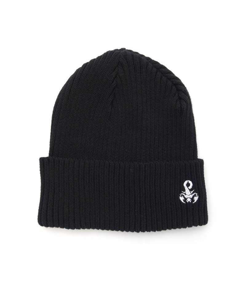 SCORPION LOGO KNIT CAP
