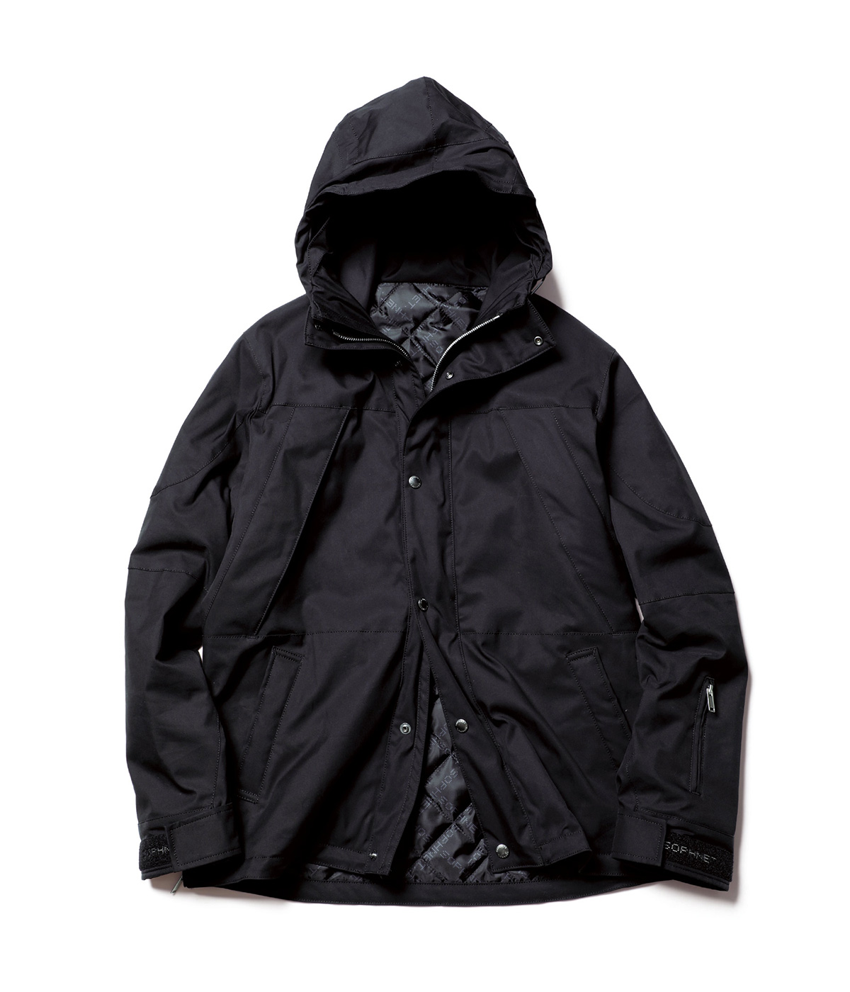 PADDED MOUNTAIN PARKA