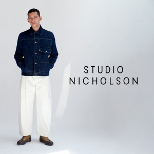 STUDIO NICHOLSON 21SS COLLECTION