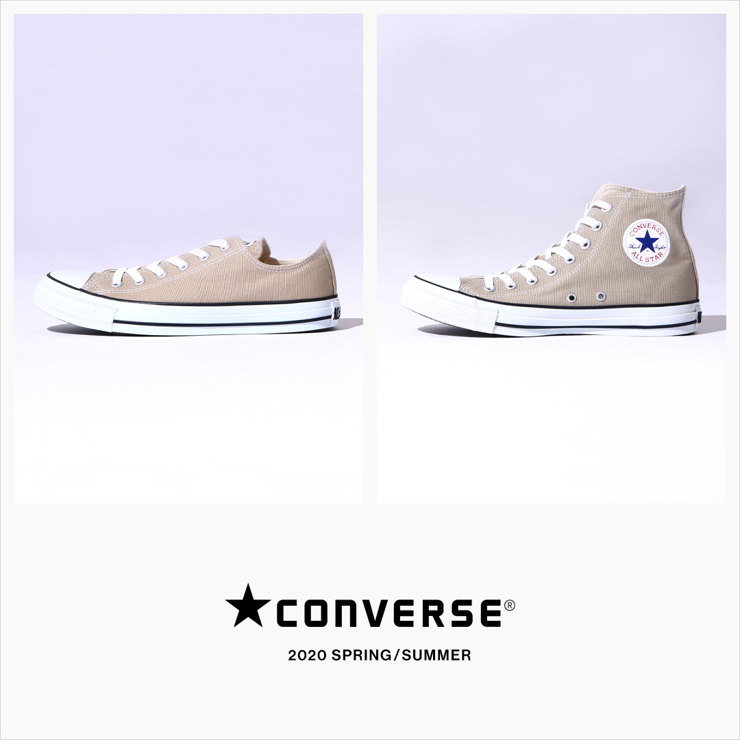 CONVERSE 20SS COLLECTION