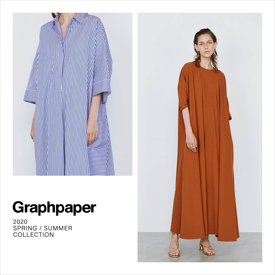 Graphpaper 20SS COLLECTION