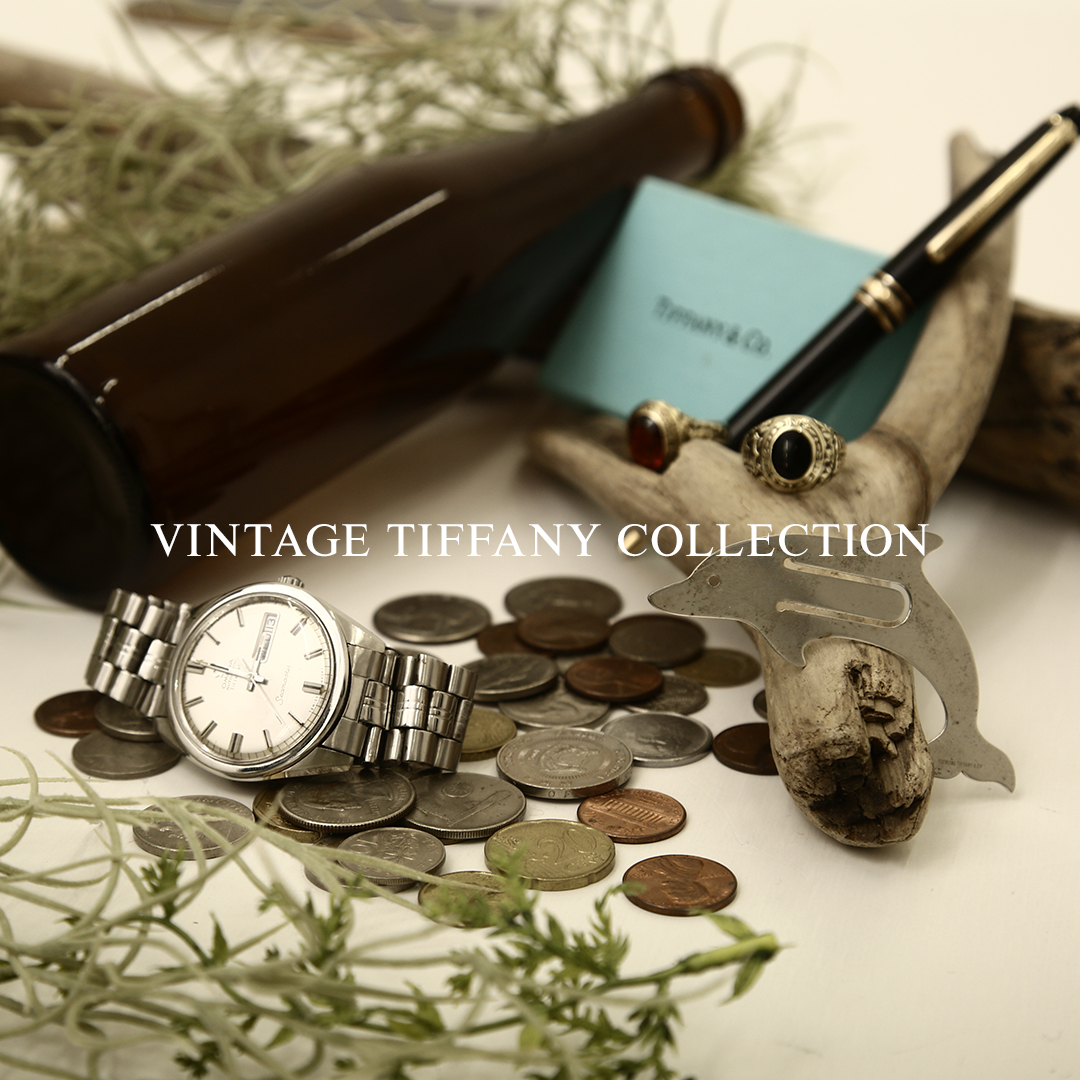 VINTAGE TIFFANY COLLECTION