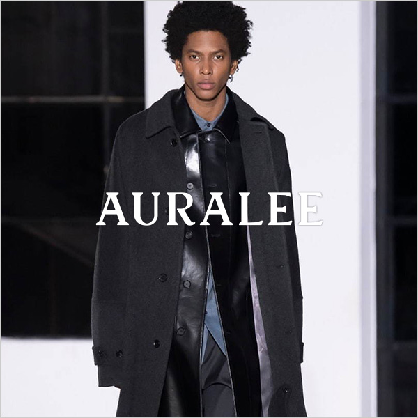 AURALEE 20AW COLLECTION START