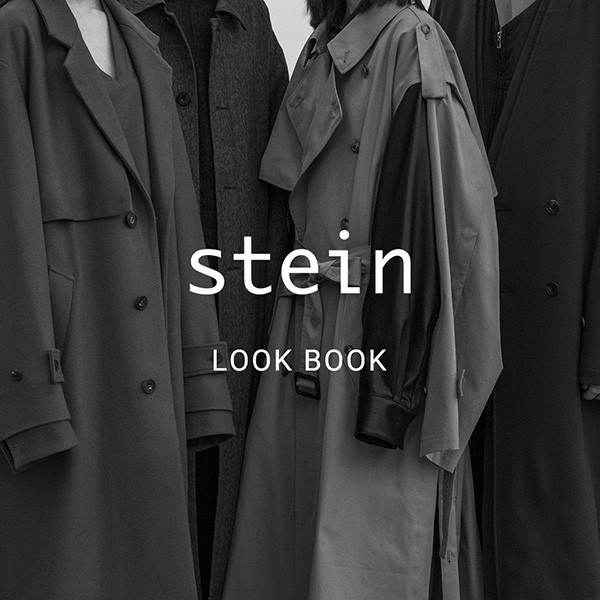 stein 20AW LOOK BOOK COLLECTION