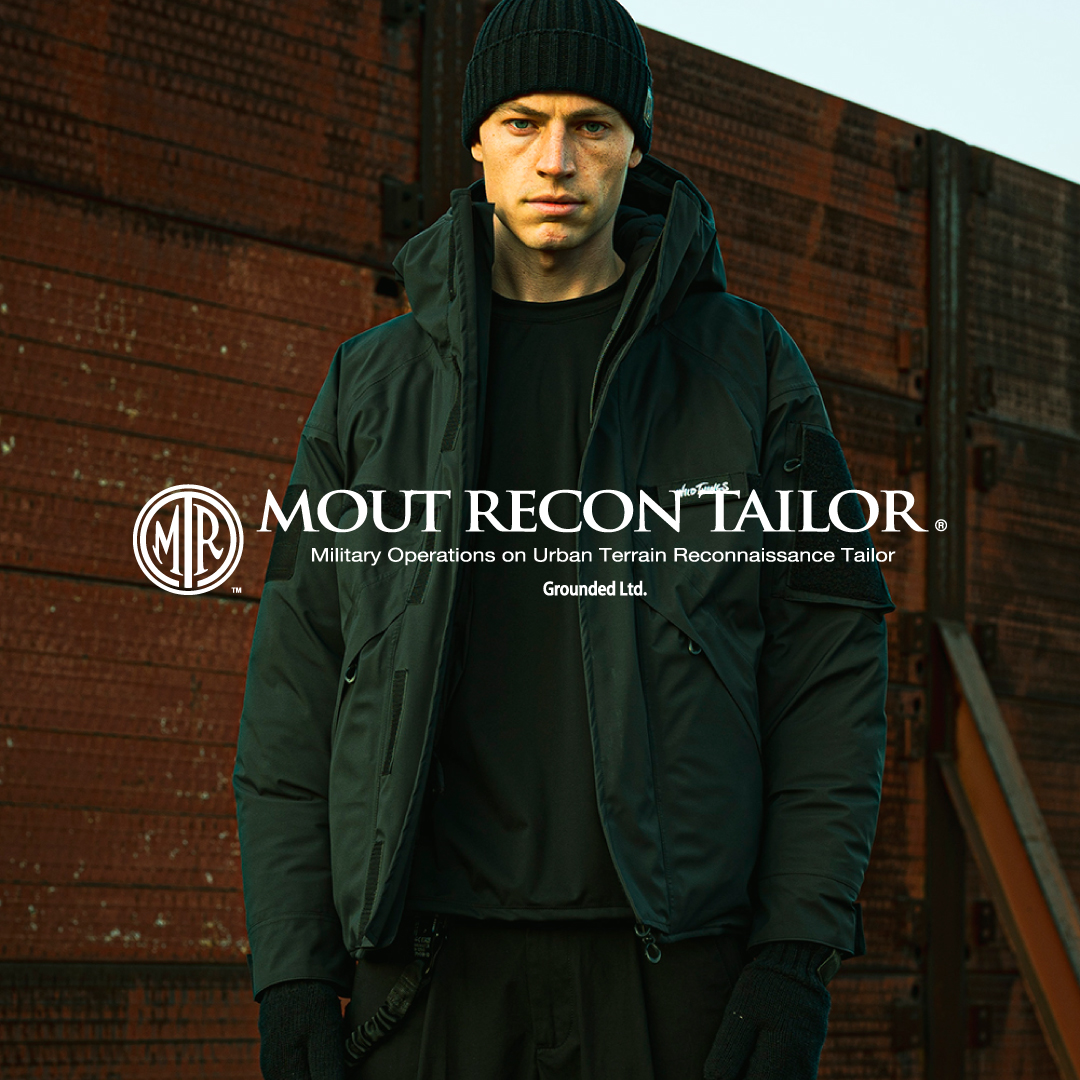 [Wild Things] X [MOUT RECON TAILOR] Denali Jacket  NEW ARRIVAL