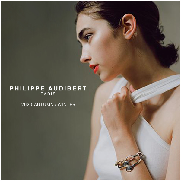 PHILIPPE AUDIBERT 20AW COLLECTION