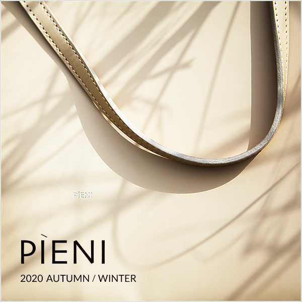 PIENI 20AW COLLECTION