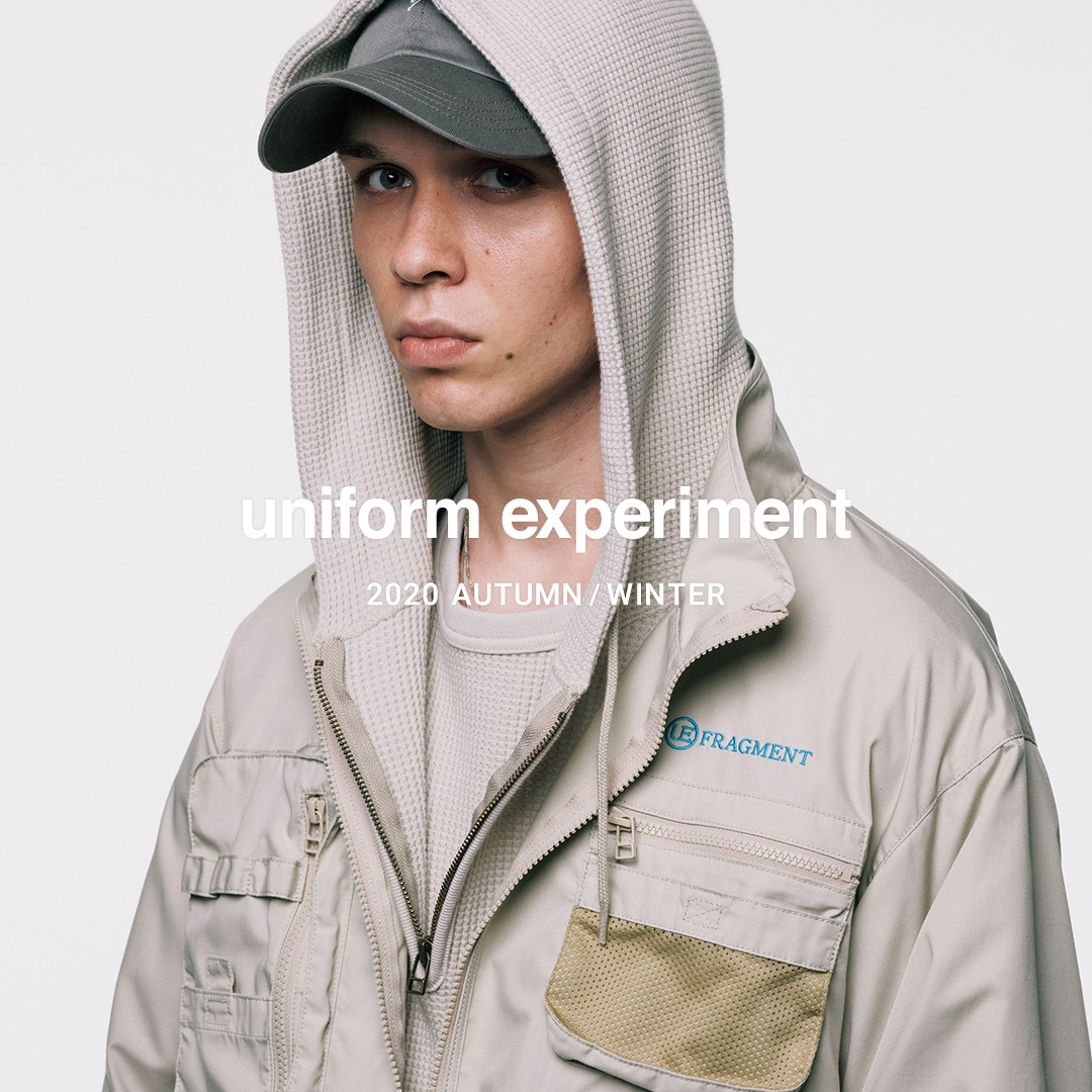 uniform experiment 20AW COLLECTION