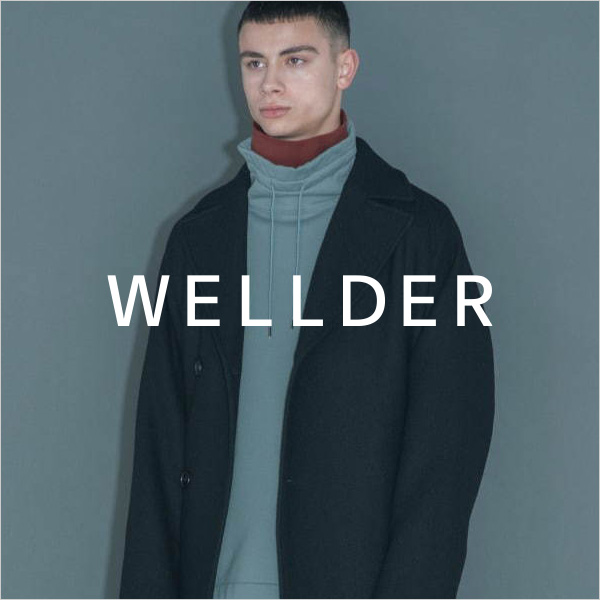 WELLDER 20AW COLLECTION
