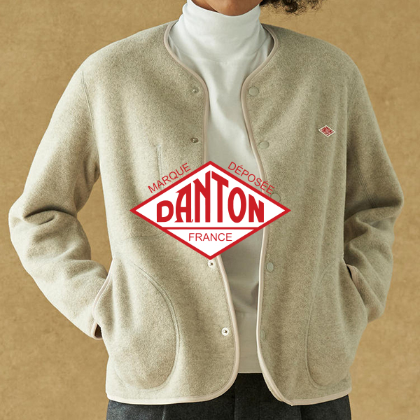 DANTON 20AW COLLECTION