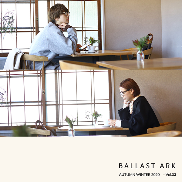 BALLAST ARK 20AW COLLECTION - vol.03