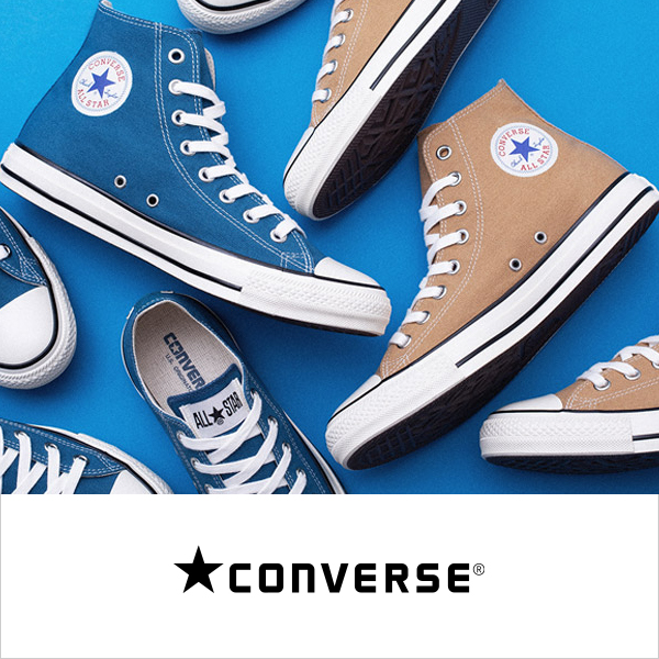 CONVERSE 20AW COLLECTION