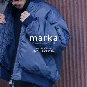 marka×ARKnets 20AW EXCLUSIVE ITEM