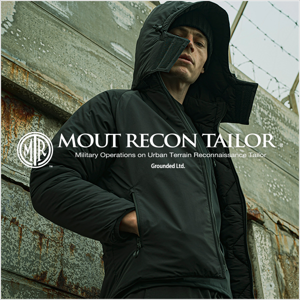 MOUT RECON TAILOR 20AW NEW ARRIVALS