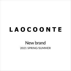 LAOCOONTE 21SS NEW BRAND