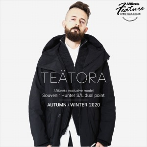 TEATORA 20AW ARKnets EXCLUSIVE ITEM