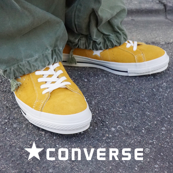 CONVERSE 20AW NEW ARRIVAL