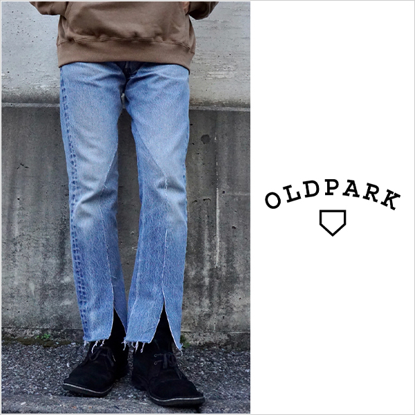 OLD PARK 20AW NEW ARRIVAL