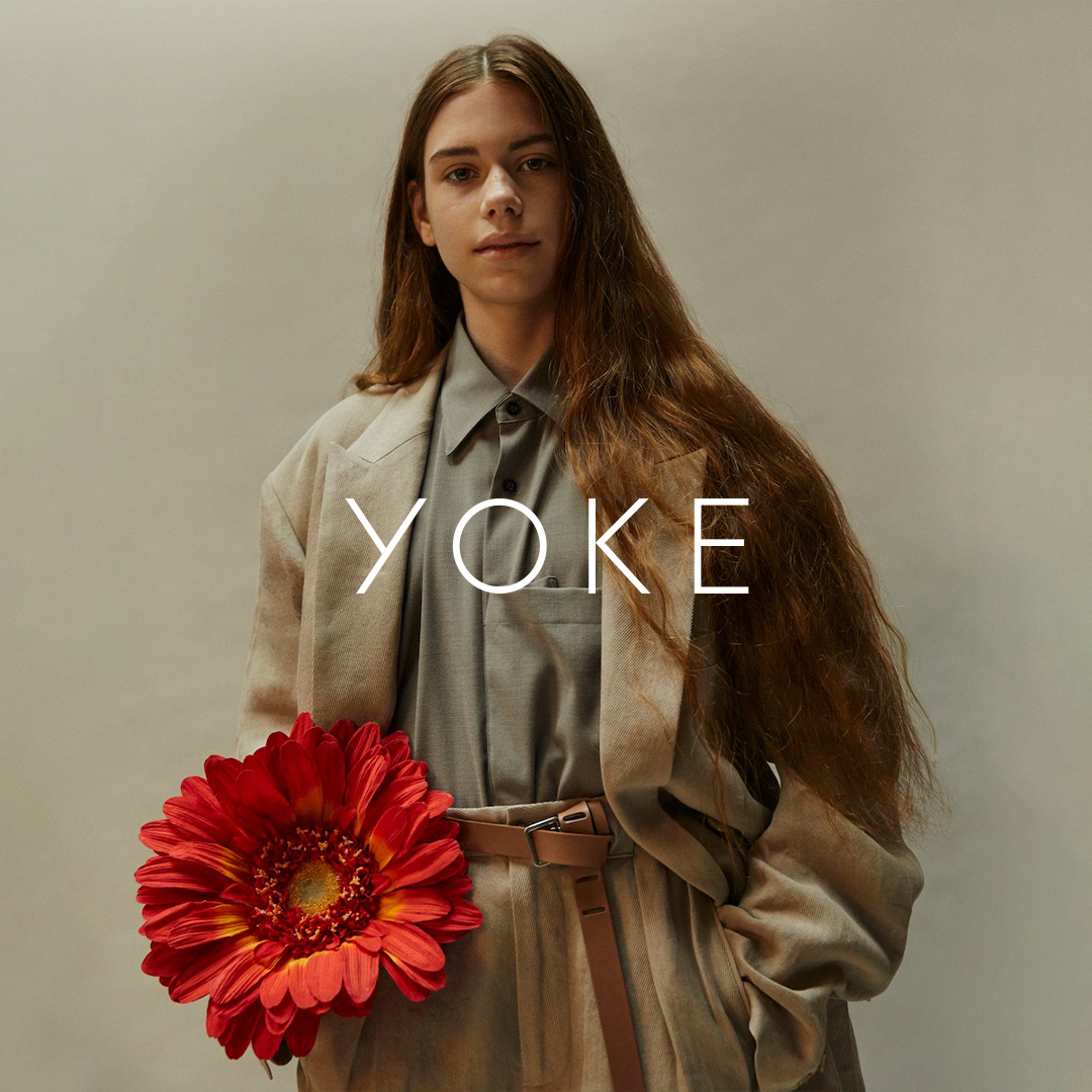 YOKE 21SS LOOK BOOK