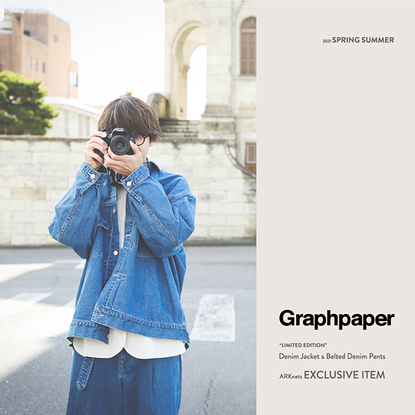 Graphpaper EXCLUSIVE ITEM
