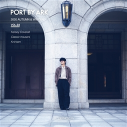 PORT BY ARK 20AW COLLECTION Vol.3