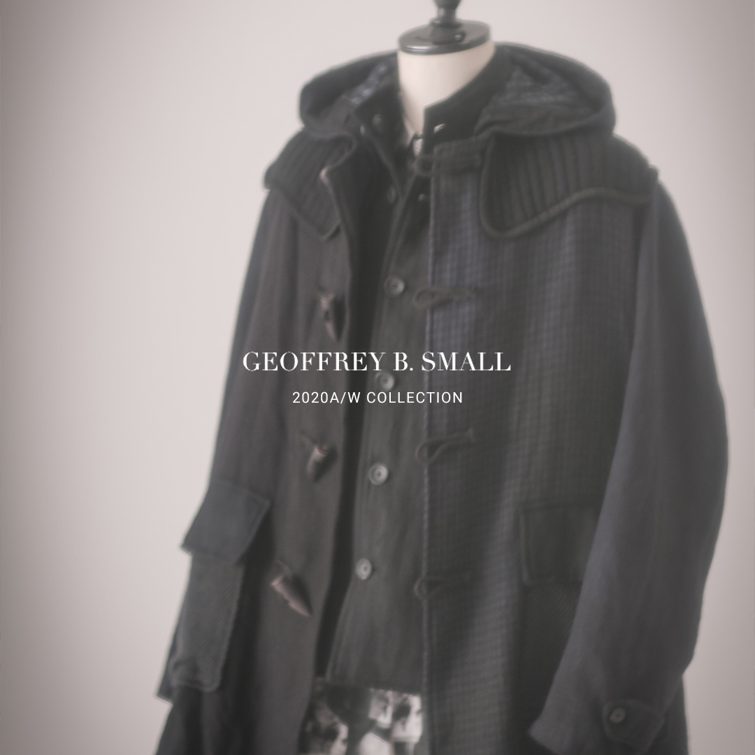 GEOFFREY B.SMALL  NEW COLLECTION